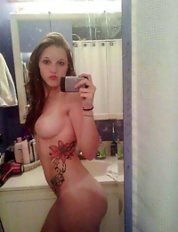 Compilation of amateur hotties showing off their huge tits